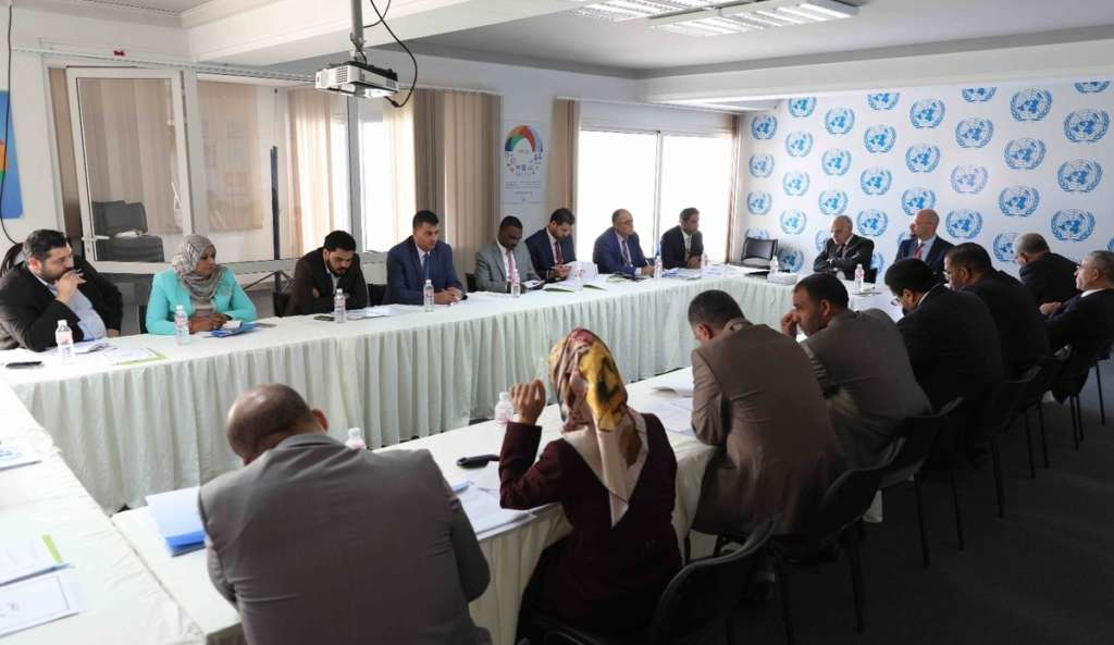 Meeting of the Joint Drafting Committee in Tunis